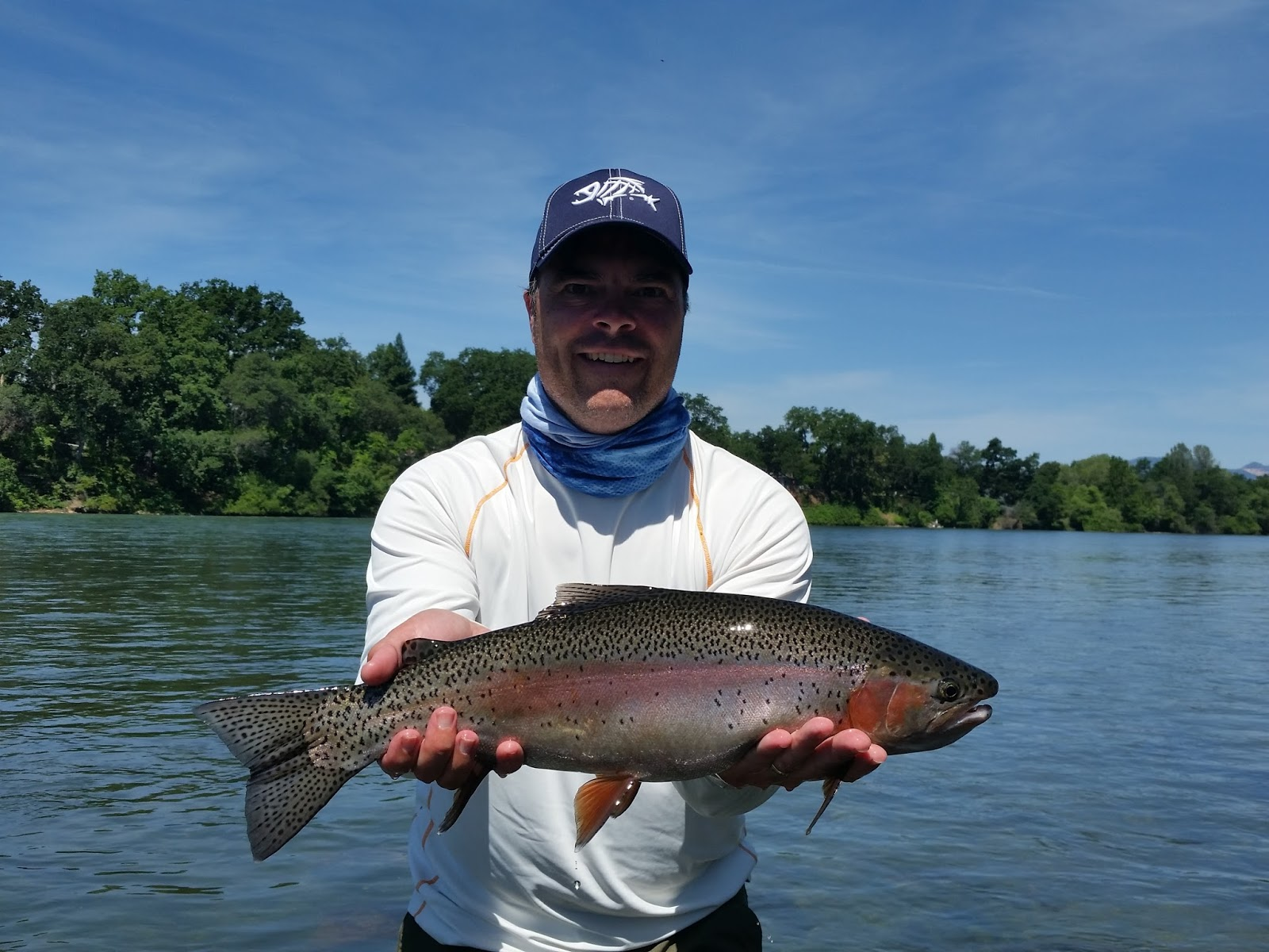 Fly fishing specialties northern california fly fishing for Trout fishing northern california