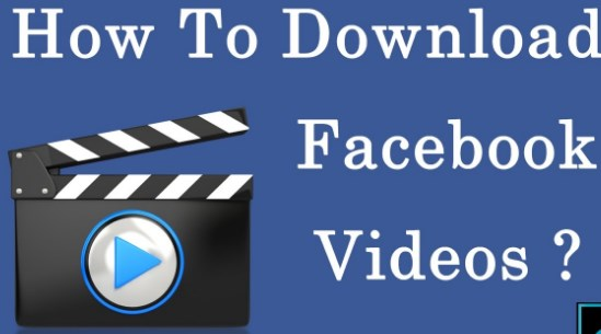 How to download facebook videos online without software