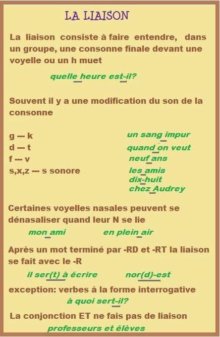 Łączenie międzywyrazowe - teoria 4 - Francuski przy kawie