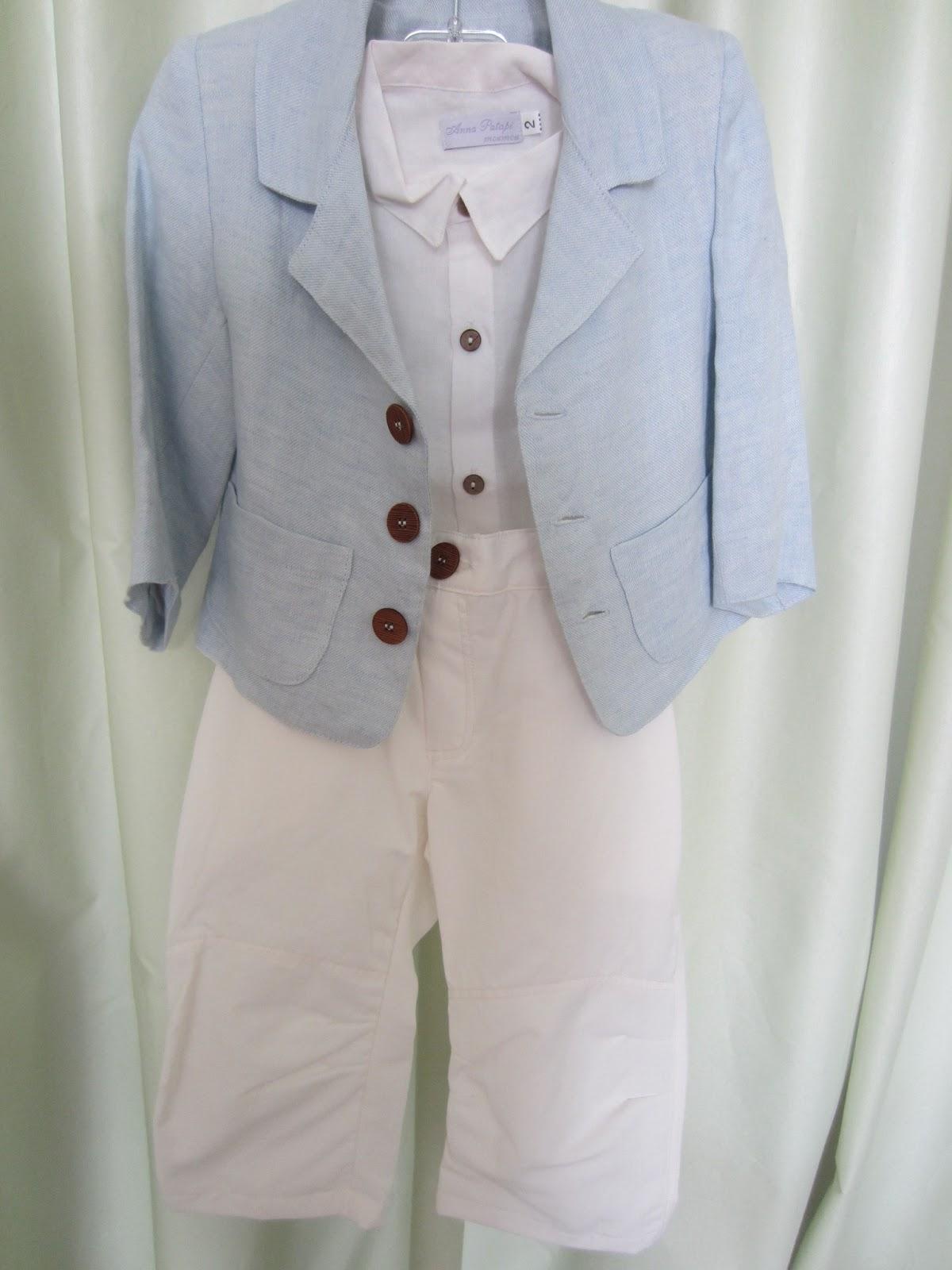 d07b2235163 Παντελόνι, πουκάμισο, σακάκι και καπέλο. Νο 2. Τιμή: 60 ευρώ.
