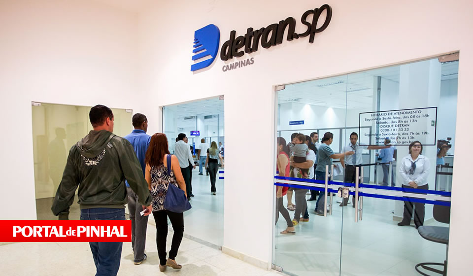 Detran-SP anuncia concurso público com 400 vagas e salário de até R$ 4,6 mil