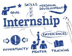 Mention taking up internships: eAskme
