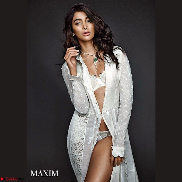 Pooja Hegde for Maxim India March 2017 2.jpg