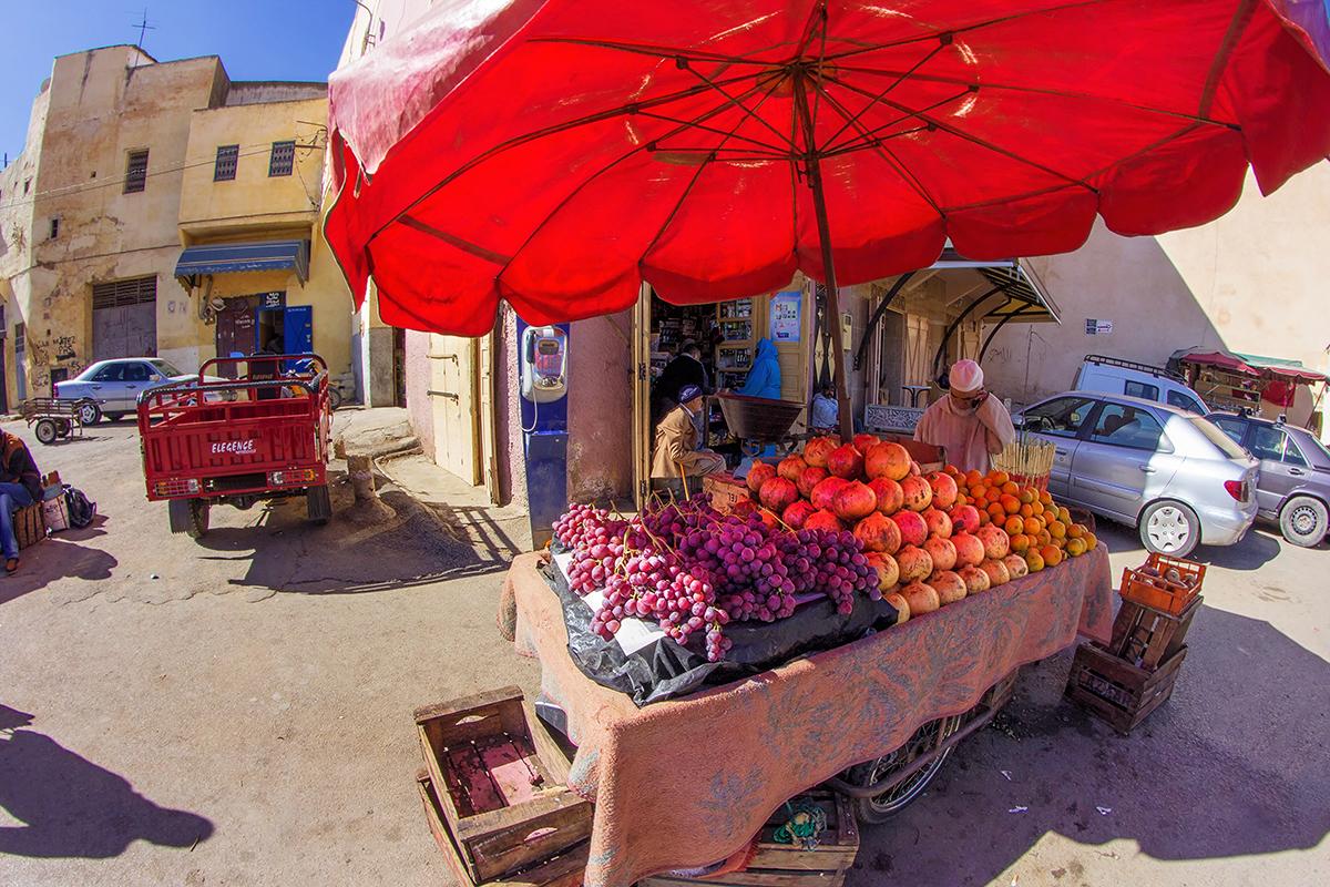 Maroko-Meknes