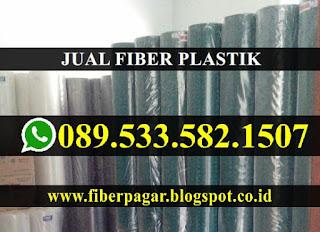 Jual fiber plastik