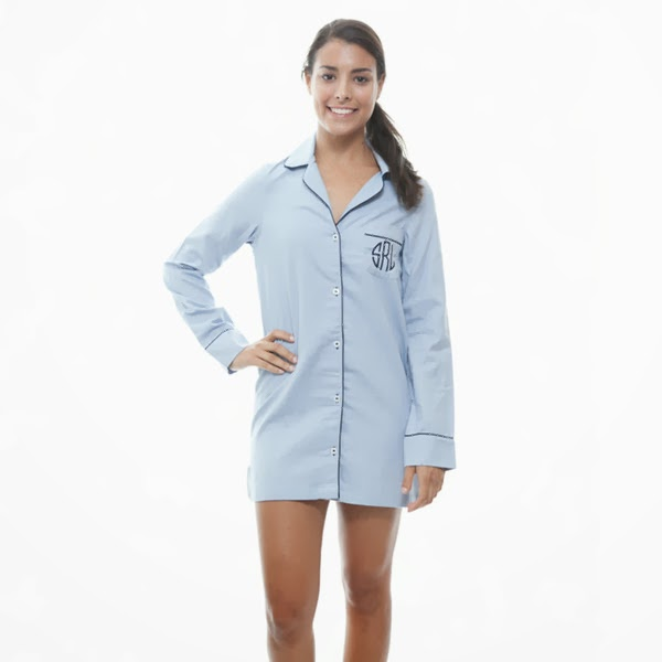 9ef0c13728 Summer Wind  Monogram Nightshirt
