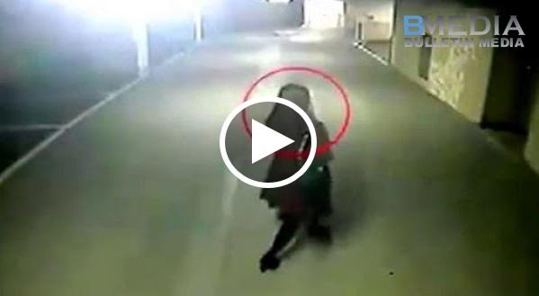 SERIUS!! Gadis diculik dan dipermainkan terakam CCTV