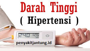 cara alami menurunkan tekanan darah tinggi yang secara cepat