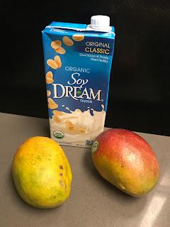 Organic soy dream soy milk