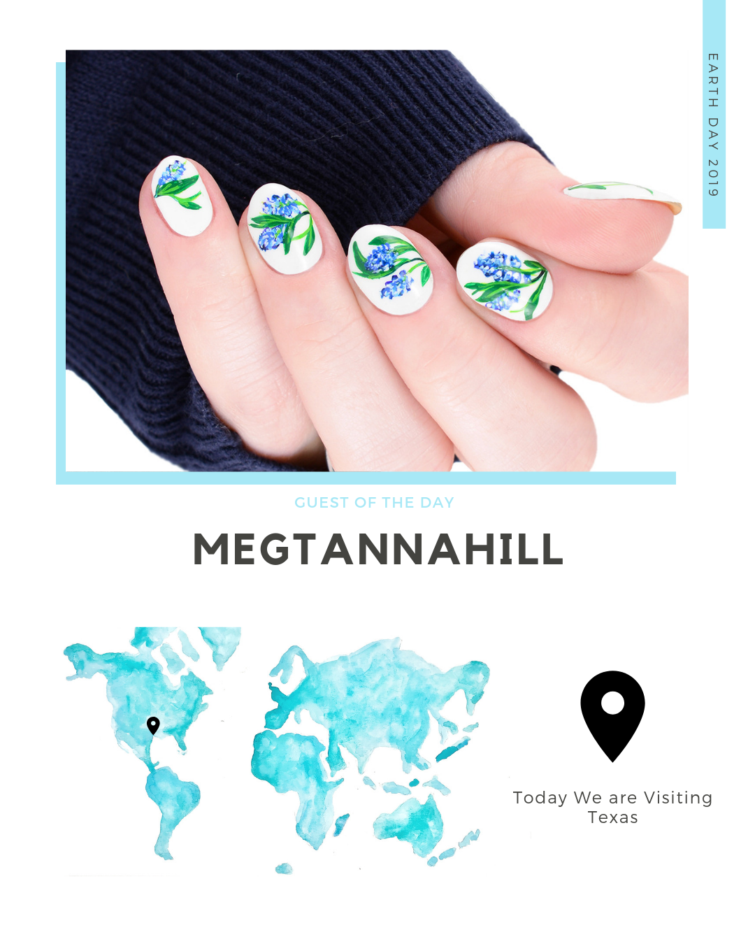 Earth Day Blog Series   Meg Tannahill