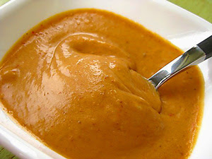 Resepi Kuah Kacang