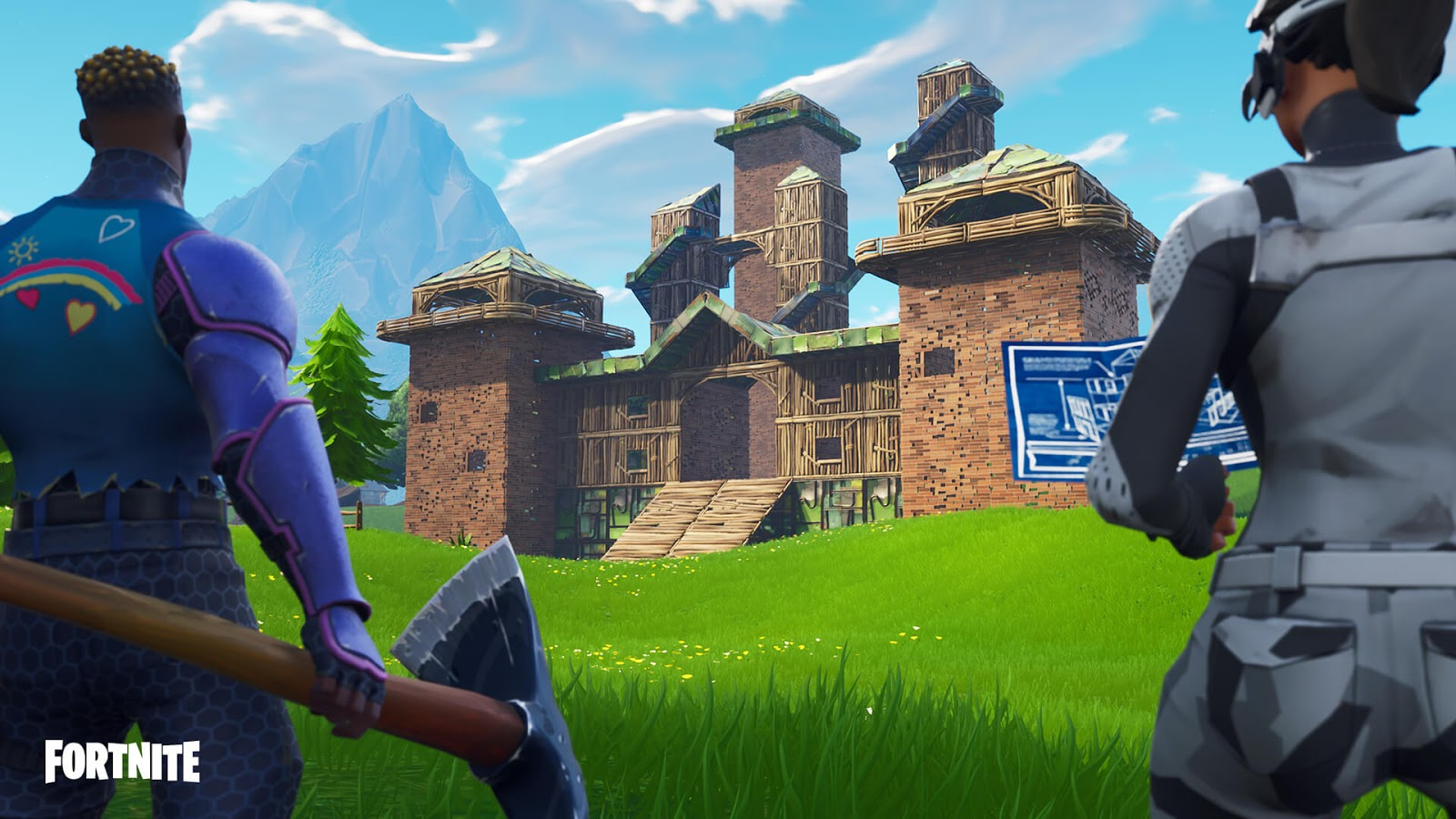 Fortnite V6.01 Patch Notes: Chiller, Limited Time Mode: Playground, And More