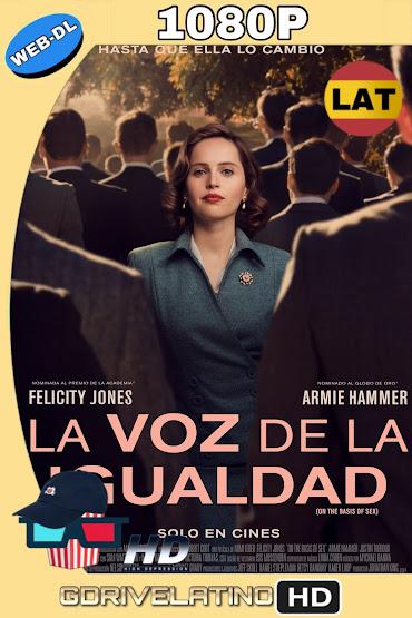 La Voz de la Igualdad (2018) WEB-DL 1080p Latino-Ingles MKV