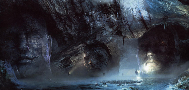 Concept art Alien: Covenant