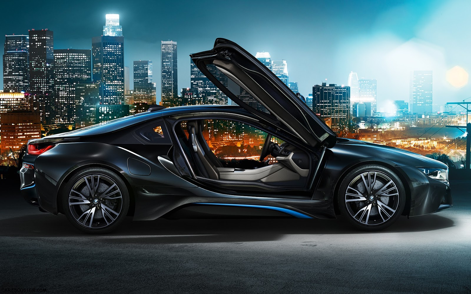 Bmw I8 Hd Wallpaper Cars Booster
