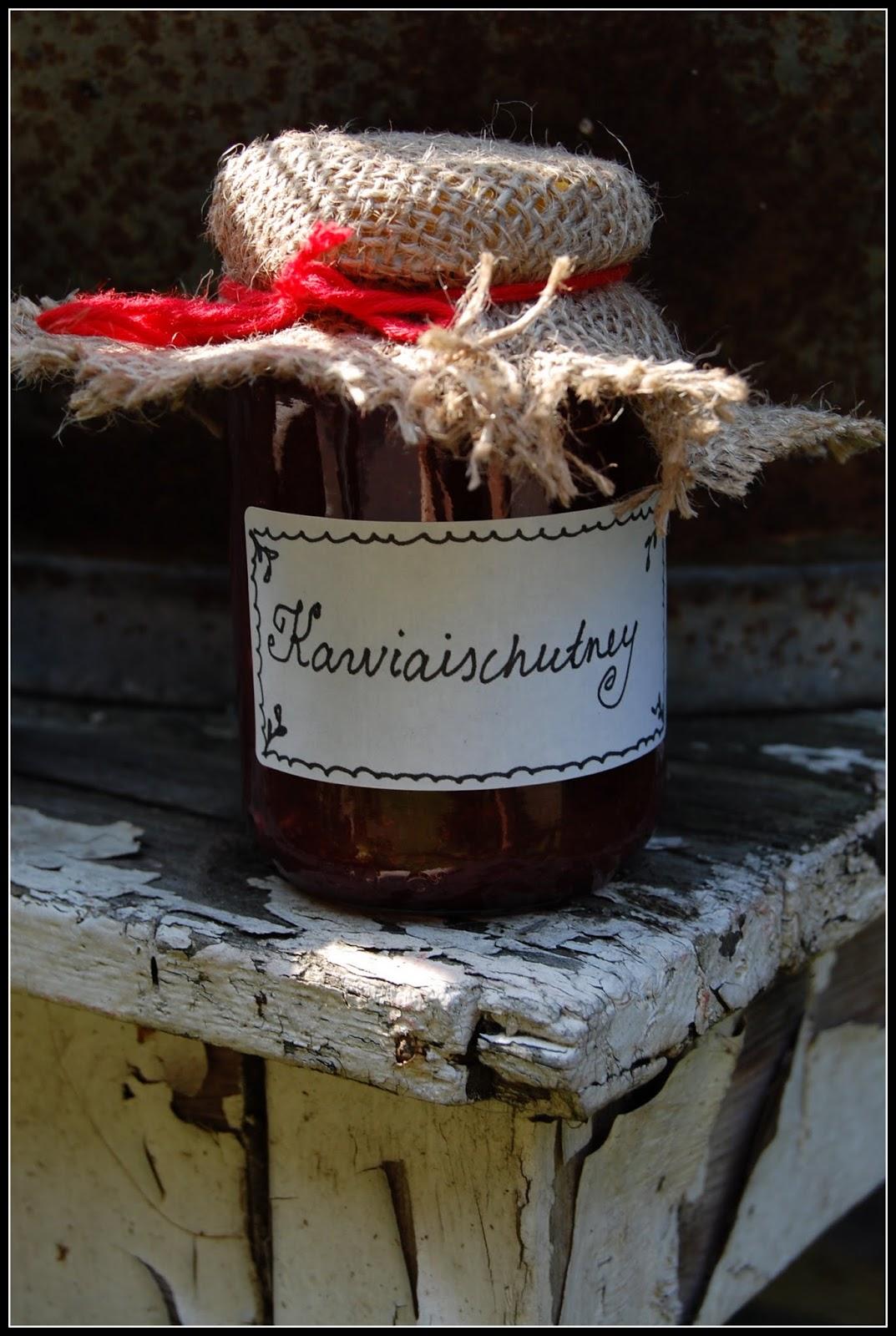 Karviaischutney