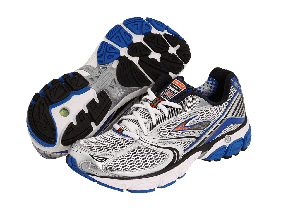 Brooks Ghost 4  probabilmente la Brooks più venduta. 7f4a20057d7