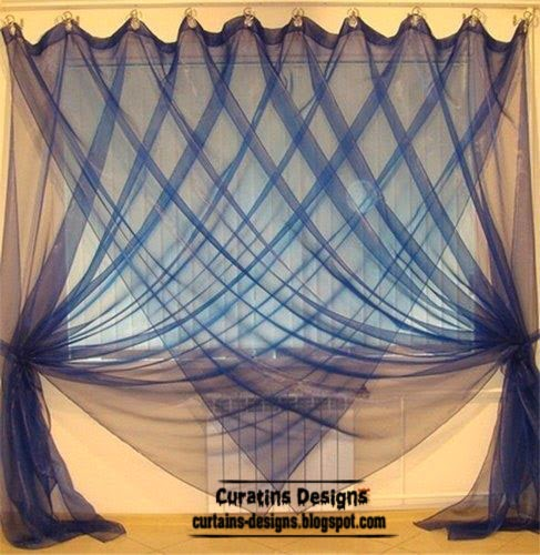 Different Ways To Hang Sheer Curtains Hunker