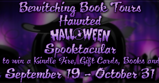 Jill Archer--Today's Haunted Halloween Spooktacular Featured Author