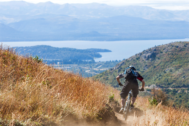 2016 Enduro World Series: Cerro Catedral, Argentina Introduction