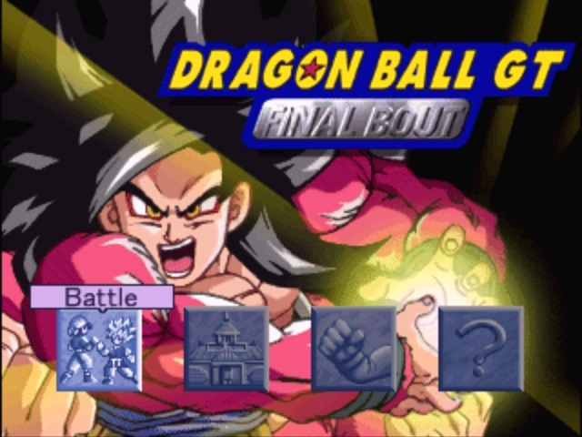 Descarga Dragon Ball GT Final Bout