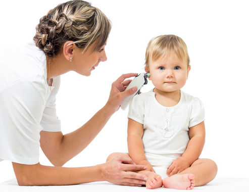 What to do for an earache in children