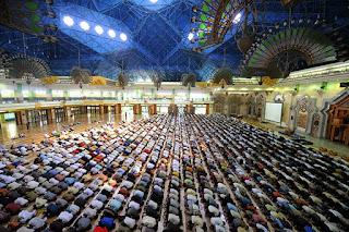 sholat tarawih 4 rokaat 1 salam