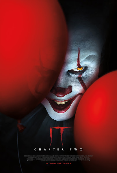 Poster of It Chapter Two (2019) Dual Audio [Hindi-DD5.1] 720p BluRay ESubs Download