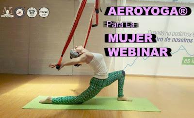 yoga, aeroyoga, aereo, mujer, woman, mujeres, taller, seminario, air, columpio, trapeze, swing, salud, wellness, bienestar, tendencias, ejercicio, belleza