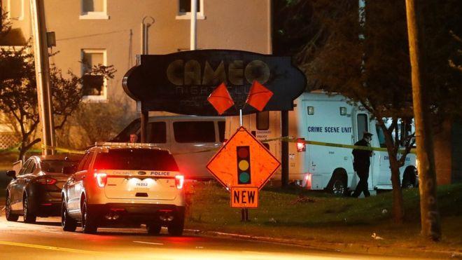 Ohio nightclub shooting: One dead, 15 injured in gunfight
