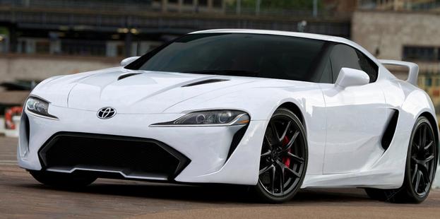 Hasil Kolaborasi BMW Dan Toyota Akan Hadir Di IIMS