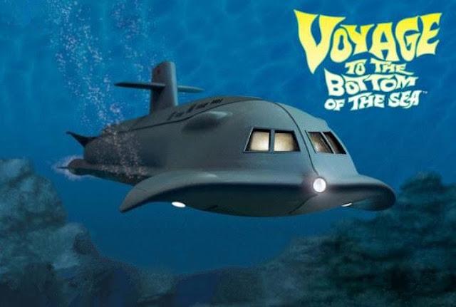 Resultado de imagem para serie Viagem ao Fundo do Mar