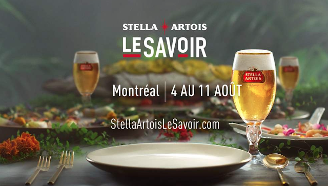 Le Savoir – Stella Artois