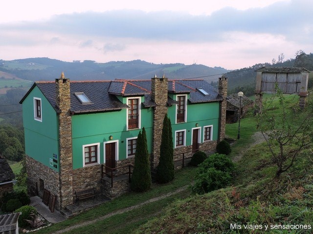 Apartamentos Castrovaselle, Tapia de Casariego, Asturias