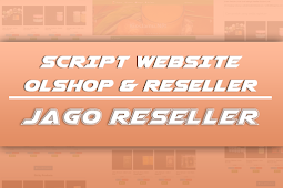 Script Website - Jago Reseller