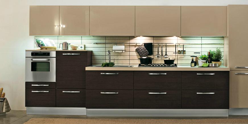 Cocinas lineales para gustos exigentes cocinas con estilo for Planos de cocina lineal