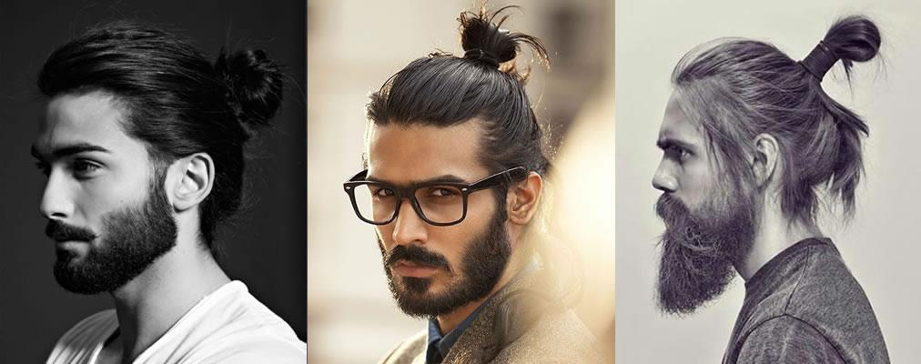 Samurai Haircut Modern