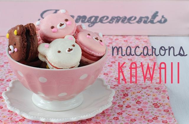Receta macarons