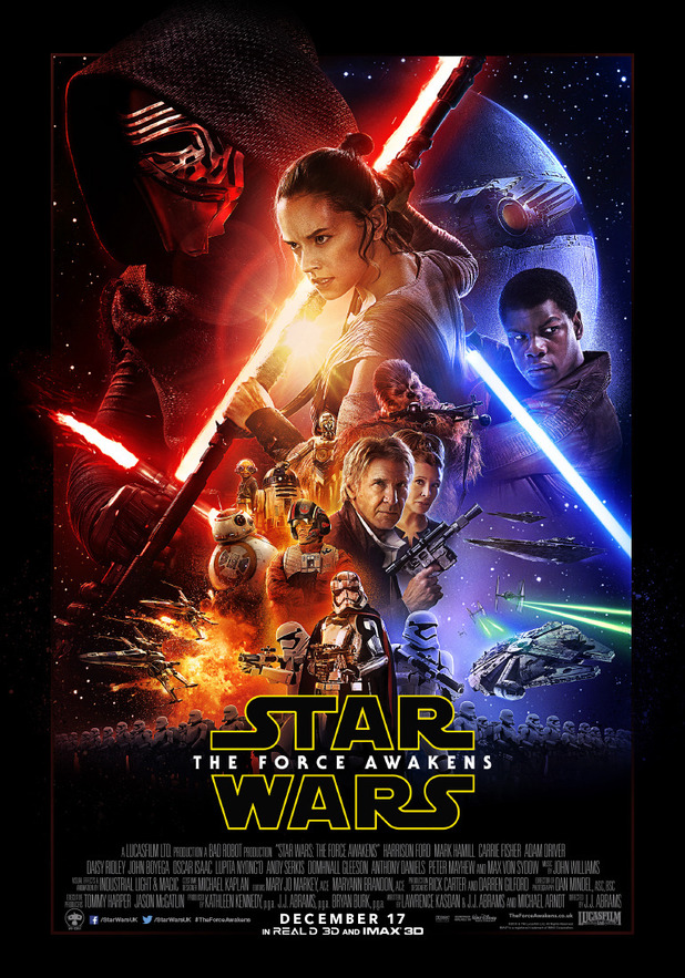 Star Wars: Episode VII - The Force Awakens (Film 2015) - Trezirea Forței