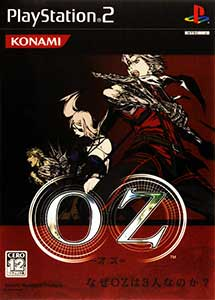 Oz PlayStation 2 ISO (NTSC-J) (MG-MF)
