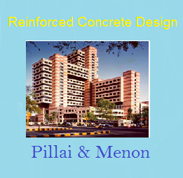 Reinforced Concrete Design By Pillai And Menon Pdf