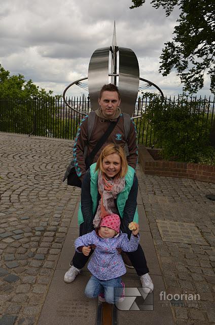 Poludnik zerowy w Greenwich i Królewskie Obserwatorium Astronomiczne - top atrakcje Londynu