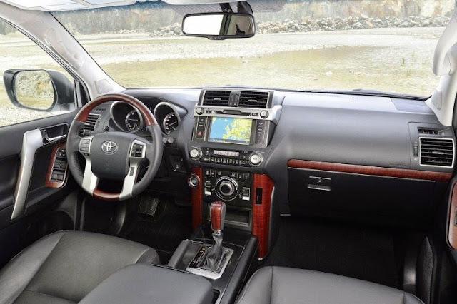 цены на новые Тойоты Лэнд Крузеры в РФ