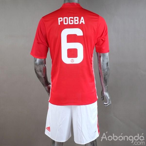 Mặt sau áo đá bóng Thái Lan loại 1 siêu cấp Manchester United