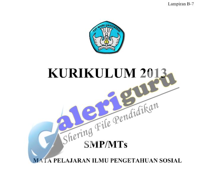 Contoh RPP IPS kelas 9 kurikulum 2013 revisi 2017 Tahun Ajar 2018 | Galeri Guru