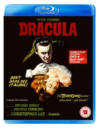 Hammer Dracula Blu-ray
