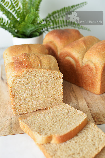 100% wholemeal soft sandwich bread