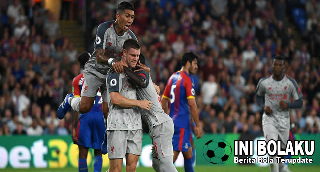 10 Pemain Crystal Palace Di Bungkam Liverpool