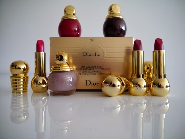 Dior Golden Winter Holiday 2013 Diorific Collection