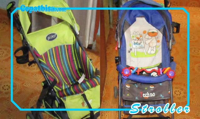 tips menentukan pilihan stroller terbaik